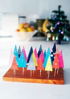 24 DIY Advent Calendars That Are Fun for the Whole Family - thegoodstuff