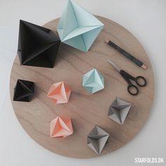 DIY fold geometriske ophæng til din bolig