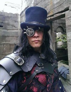 8/1/2015-ACTING-Pics / Recap From First Day Of Filming With 'Romeo 3000' Now Online #Steampunk