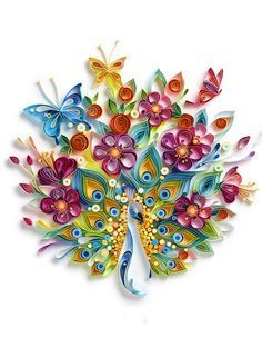 quilling patterns for beginners - Google Search