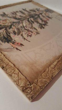 Antikolás festéssel vagy bitumenes antikoló pasztával