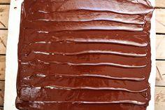 chocolate shards