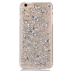 Silver Flake Confetti Case