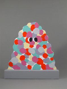 Wood sculptures - Merijn Hos