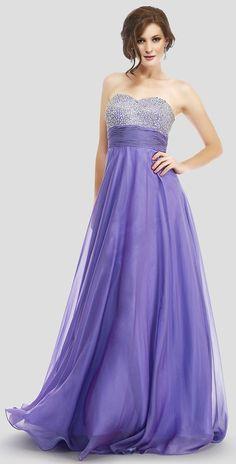 Colors Dress 0585 #purple me pretty
