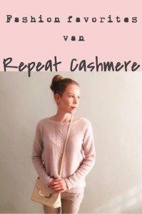 Shop de zachtste Cashmere bij Repeat Cashmere