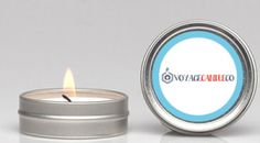 FREE Voyage Premium Scented Candle Sample on http://hunt4freebies.com