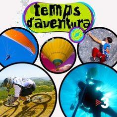 Temps d'aventura -  programa d'esports d'aventura de TV3. (CANAL A YOUTUBE)