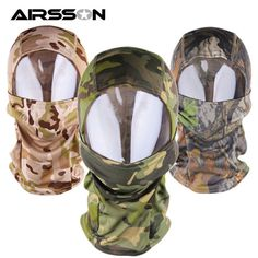 Mtb Road Bike Cycling Face Mask Camouflage 5 Colors Windproof Sun Protection For Outdoor Riding Face Cover Men Women Yoga Mats