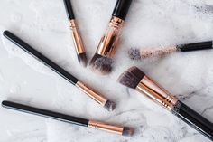 How to Clean your Makeup Brushes Properly (The Chriselle Factor)