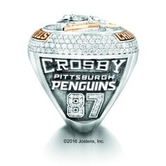 Pittsburgh Penguins 2016 Stanley Cup Championship Ring