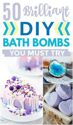 Best Bath Bombs, Fizzy Bath Bombs, Homemade Bath Bombs, Bombe Recipe, Bath Bomb Recipes, Good Enough To Eat, Diy, Crafts, Diy Bath Bombs