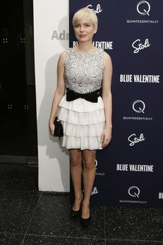 Celebs at the Blue Valentine premiere
