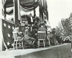 President McKinley's Speech at the Pan-American Exposition. Description from library.buffalo.edu. I searched for this on bing.com/images