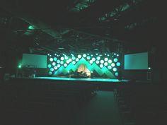 BACKSTAGE: Ladies Conference Stage Design — Foursquare Creative ...