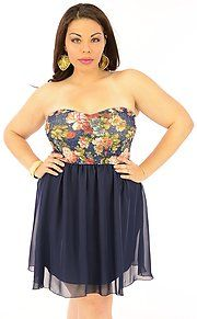 Great Glam - Sexy Plus Size Clothing That Will Make You Look Hot, Trendy And Gorgeous
