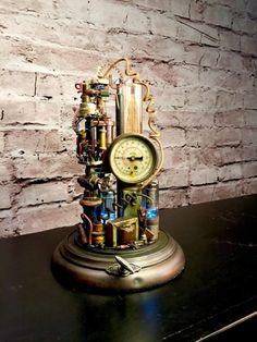 Vintageparts DIY 20 seguidores en forma de gotas Antik bronce