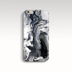 Marble iPhone 6 Case, Marble iPhone 6s Case, Black White iPhone 6s Plus Case, iPhone 5s Case, Marble iPhone 5C Case, iPhone 5 Christmas Gift