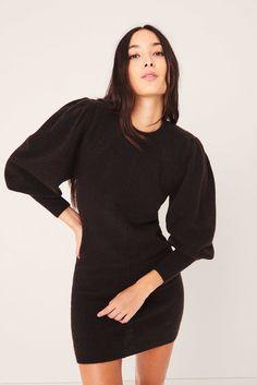 Jumper Dress, Knit Dress, Lace Dress, Day Dresses, Short Dresses, Parisian Wardrobe, Dress With Stockings, Mini Dress With Sleeves, Work Wear
