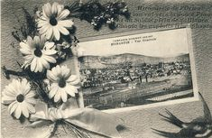 Postcard issued for the Christmas holidays and Valentine's Day – Bitola 1917