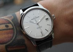 On the Wrist: Jaeger-LeCoultre Geophysic True Seconds