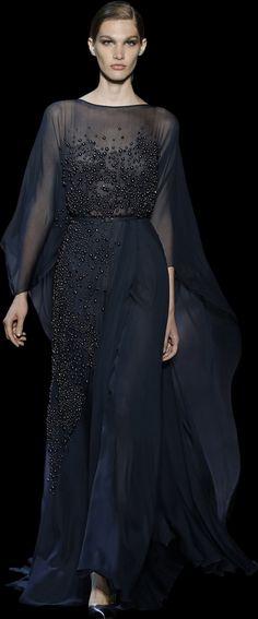 ELIE SAAB - Haute Couture - Automne Hiver 2014-2015