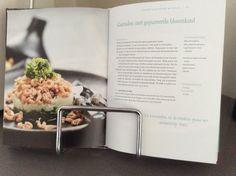 Garnalen met gepureerde bloemkool. Pascale Naessens - mijn pure keuken 1 pg 77. Mega lekker!