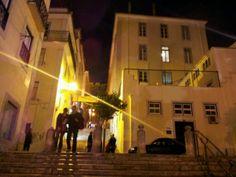 Neighborhood in Lisbon, Lisbon Sunset Drink, Lisbon Portugal, Historical Sites, Wander, The Neighbourhood, Travel Tips, Fair Grounds, Vacation, Wonderful Places