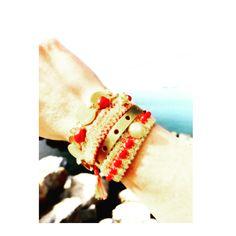 Arm party bracelets #antoniakarra