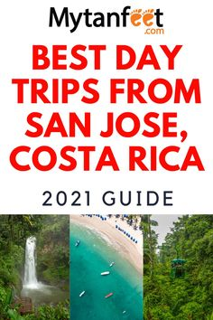 Costa Rica With Kids, San Jose Costa Rica, Living In Costa Rica, Travel Plan, Travel Advice, Travel Guides, Travel Tips, One Day Tour, Road Trip Planner