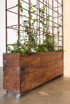 Idée jardinniere