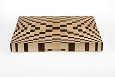 Amazon.de: Bursik Ti025 Hölzernes Schneidebrett Cutting Board, Boards, Cutting Boards