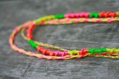 neon friendship necklace-2-2