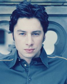 Zach Braff - actor, producer, director, writer -   Born 04/06/1975 South Orange, NJ.  Known for Scrubs, Garden State, Chicken Little & Oz Th Great and Powerful  voice overs!