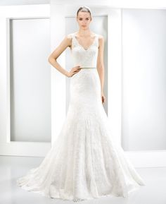 Vestido novia Jesús Peiró Ref.6020