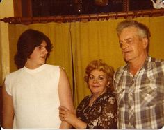 Peter with Mom & Dad