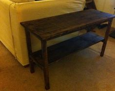 end table hack