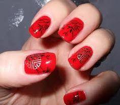 New Years Nail Designs Art Mania Asian Nails Inc Year S Long