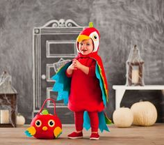 Parrot Costume | Pottery Barn Kids