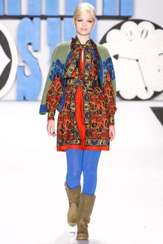 Anna Sui Fall 2012 Ready-to-Wear - Collection - Gallery - Style.com