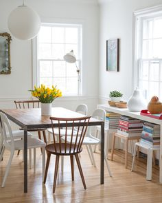 Cup of Jo New Jersey Home Tour - Dining Room