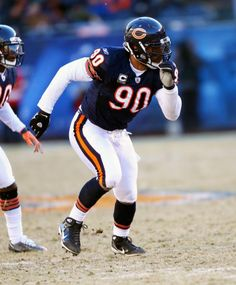 Julius Peppers, Chicago Bears