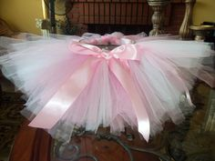 Your little girl will be ecstatic to put on this little tutu. It's perfect for a special occasion or everyday playtime. Made with four layers of