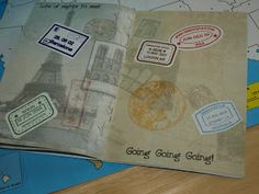 """around the world party: a good resource for """"around the world"""" themed activities."""