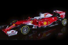 Ferrari F1 2016 : une étonnante SF16 H dévoilée ! [photos]
