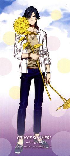 Ichinose Tokiya, Uta no Prince-sama