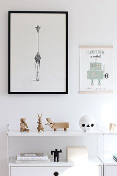 Today we want to show you a clean, stylish baby boy nursery. You'll see so much Scandinavian goodness in this room! Edina Sæther from Nordic Leaves has decorated her baby's room with beautiful details. This contemporary space is a black/white interior with splashes of color. A bright, airy and fun space for a little one. We love […]