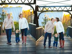 mary decrescenzio - photographer: {brown} columbia, sc family photographer