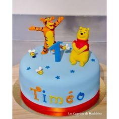 le gâteau Tigrou, Winnie et leurs amis
