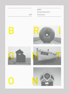 Brighton | Matt Adams Design